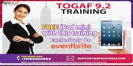 TOGAF® 9.2 Certification Training in Gold Coast tickets