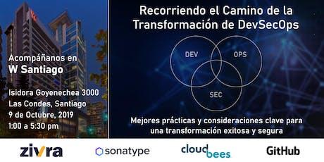 Recorriendo el Camino de la Transformación de DevSecOps en Santiago, Chile entradas