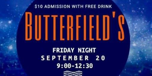 Live Vinyl Debuts Butterfield's