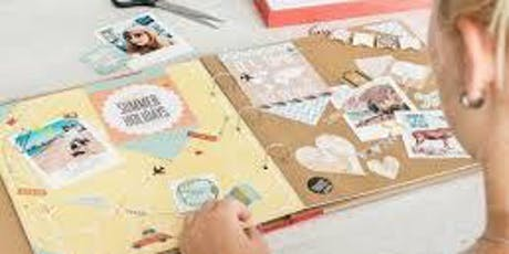 School Holiday Program: Scrapbooking Workshop - Wingham tickets