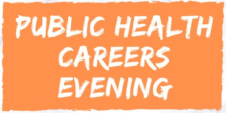 USYD School of Public Health Careers Information Evening 2019 Registration tickets