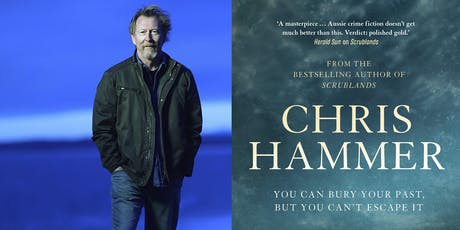 Chris Hammer: Author Event at Erina Library tickets