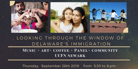 AN INSIDE LOOK AT IMMIGRATION AT A LOCAL LEVEL Delaware tickets
