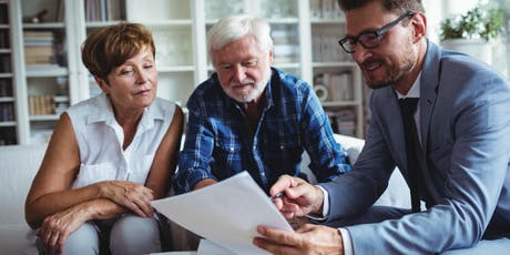 Free  aged care estate planning advise tickets