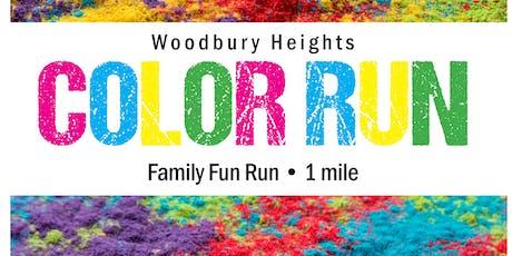 Woodbury Heights Color Run tickets