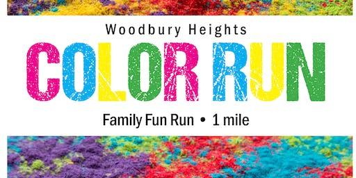 Woodbury Heights Color Run