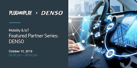 Featured Partner Series: DENSO tickets