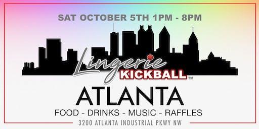 Lingerie Kickball - ATL