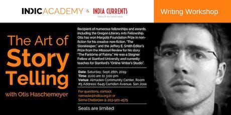 Writing Workshop with Stanford Lecturer Otis Haschemeyer  tickets