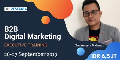 B2B Digital Marketing - Executive Training