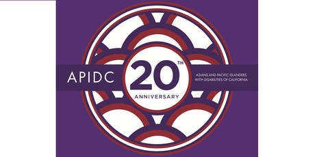 2019 APIDC 20th Anniversary Gala tickets