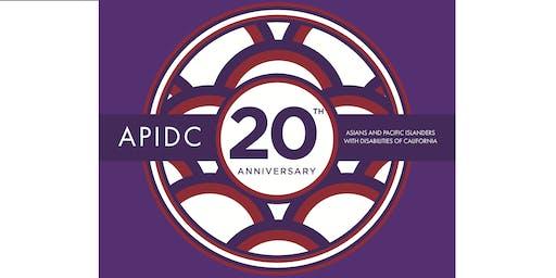 2019 APIDC 20th Anniversary Gala