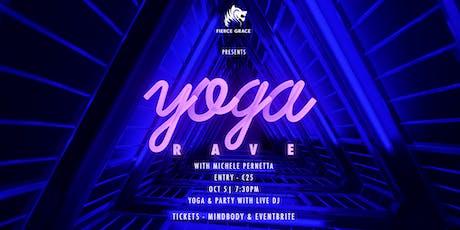 Fierce Grace Yoga Rave tickets