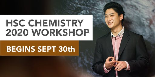 HSC Chemistry 2020 Workshop
