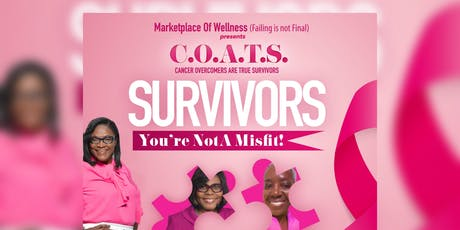 YOU ARE NOT A MISFIT / BREAST CANCER CONFERENCE tickets