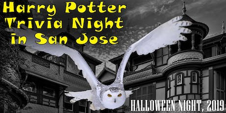 Harry Potter Halloween Trivia Night in SAN JOSE tickets