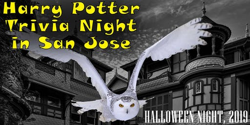 Harry Potter Halloween Trivia Night in SAN JOSE