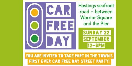HASTINGS CAR FREE DAY STREET PARTY tickets