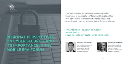 Regional Perspectives on Cyber Security and Its Importance in the Mobile Era