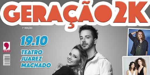 SHOW GERAÇÃO 2000