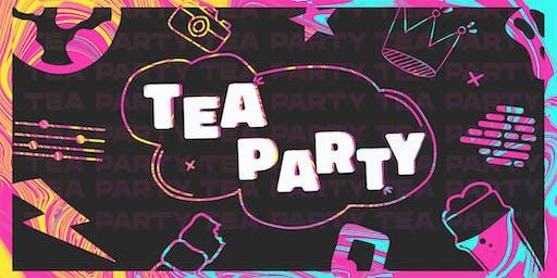 UCSA Tea Party 2019