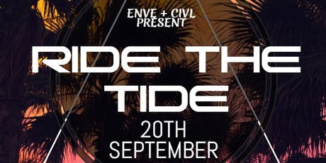 Ride the Tide  tickets