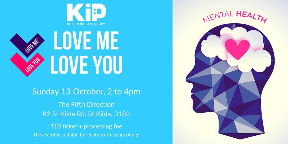 KiP Love Me Love You session Tickets, Sun 13/10/2019 at 2:00