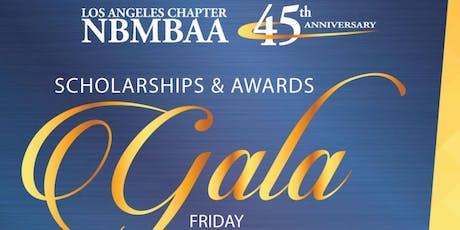 NBMBAA Los Angeles Chapter: 45th Anniversary Celebration tickets