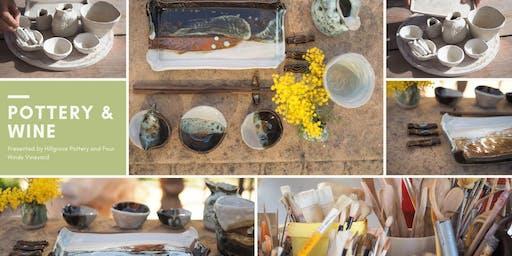 Pottery & Wine