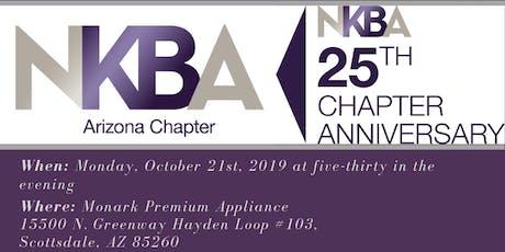 NKBA Arizona Chapter - 25th Anniversary Party tickets