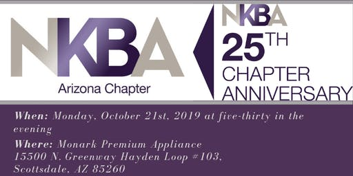 NKBA Arizona Chapter - 25th Anniversary Party