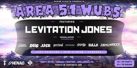 Levitation Jones - Orlando FL tickets
