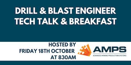 October AdvancedMPS D&B Engineer Tech Talk & Networking Breakfast tickets