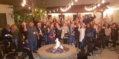Singles' Fire Pit Fellowship