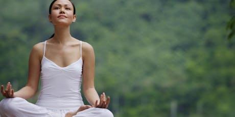 Breath-work & Meditation tickets