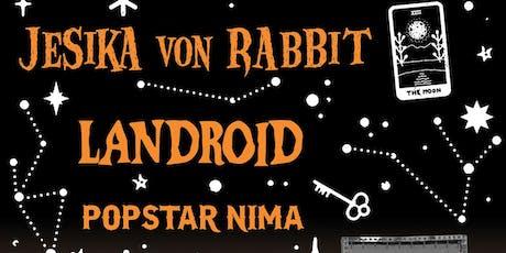 Jesika Von Rabbit tickets