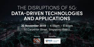 The Disruptions of 5G: Data-Driven Technologies and...