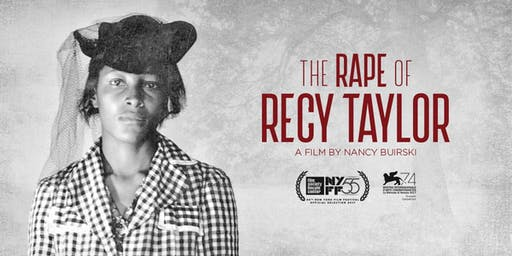 Domestic Violene Awareness Month - A Historical Journey of Black Women and Violence - The Rape of Recy Taylor