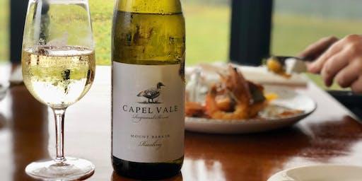 Capel Vale Winemaker Dinner