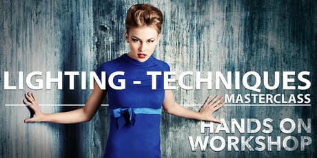 Kayell Melbourne Lighting Techniques Masterclass tickets