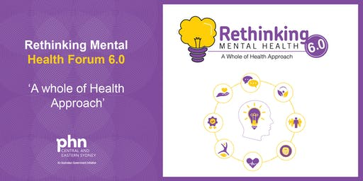 Rethinking Mental Health Forum 6.0 2019
