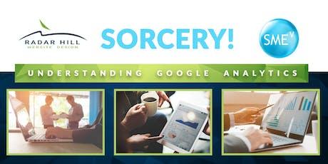 Sorcery! Understanding Google Analytics tickets