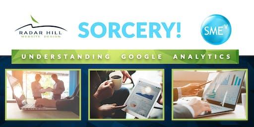Sorcery! Understanding Google Analytics