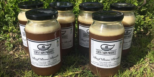 Beef Bone Broth Workshop
