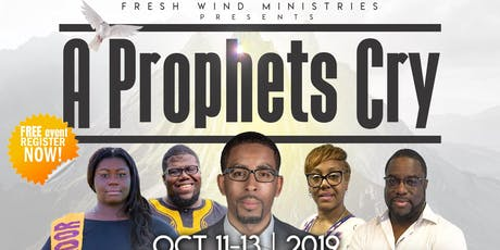 A Prophets Cry tickets