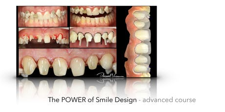 The Power Of Smile Design tickets