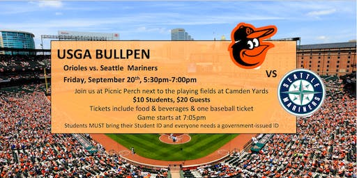 USGA Fall Bullpen: Orioles Vs Mariners