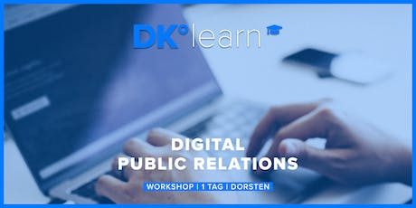 Digital Public Relations Tickets