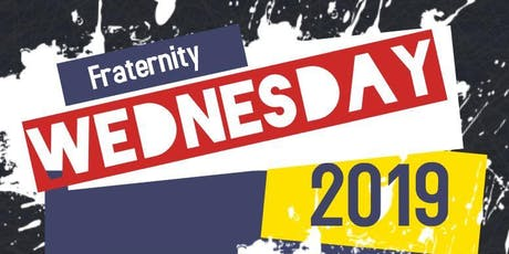 Fraternity Wednesdays tickets