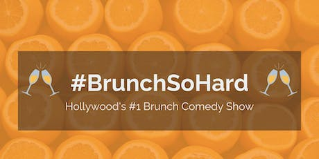 Brunch Comedy Show w Free Mimosas tickets